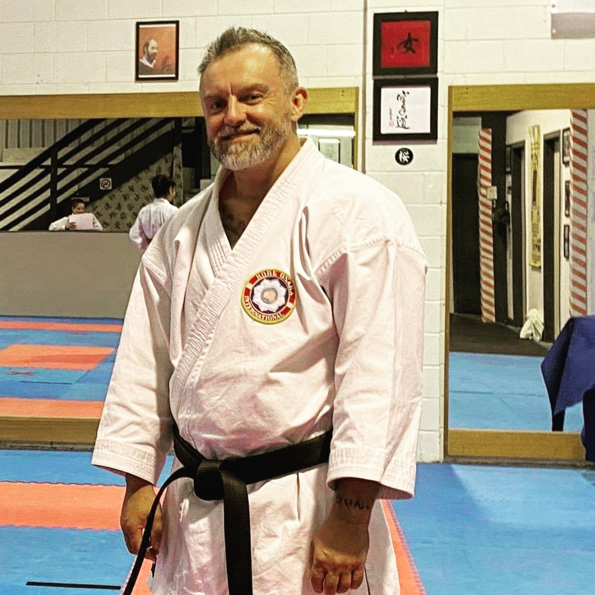 Chief Instructor
